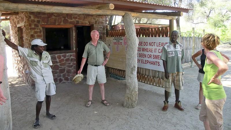 rate lodge bush purros namibia